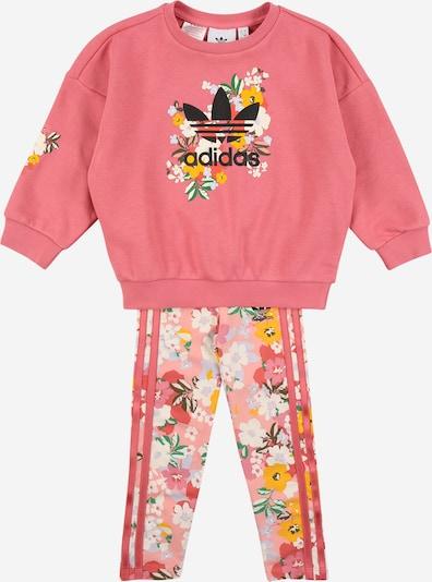 ADIDAS ORIGINALS Jogginganzug in mischfarben / pink, Produktansicht
