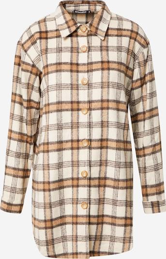 Rut & Circle Bluse 'FRIDA' in creme / braun / kastanienbraun, Produktansicht