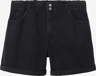 VIOLETA by Mango Shorts in schwarz, Produktansicht