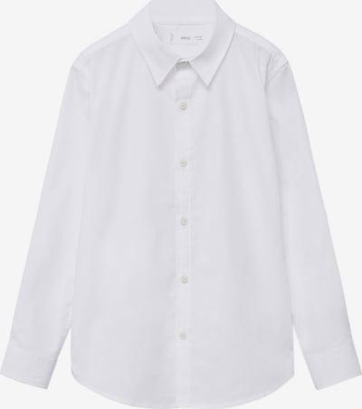 MANGO KIDS Hemd 'DAMIAN' in weiß, Produktansicht