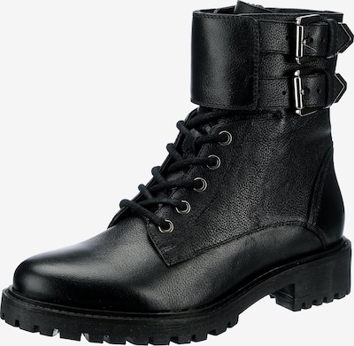 GEOX Lace-Up Ankle Boots in Black, Item view