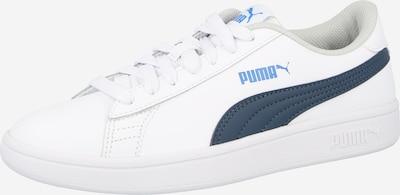 PUMA Sneaker 'Smash' in nachtblau / royalblau / weiß, Produktansicht