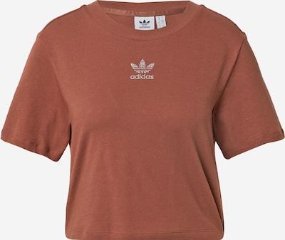 ADIDAS ORIGINALS Shirt in Auburn, Item view