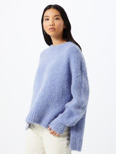 Megztinis 'Skylor' iš HUGO , spalva - alyvinė spalva, Modelio vaizdas