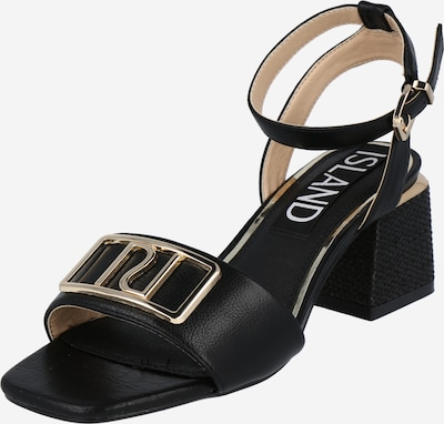 River Island Sandały w kolorze czarnym, Podgląd produktu