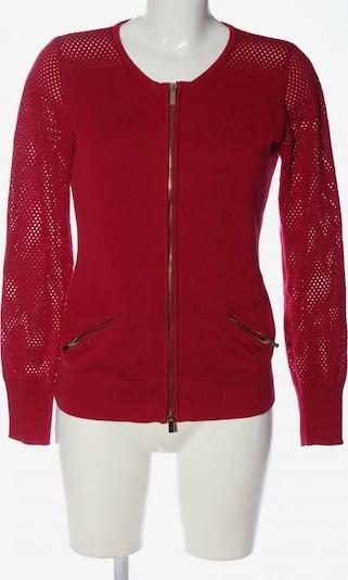 Patrizia Dini by heine Strick Cardigan in S in rot, Produktansicht