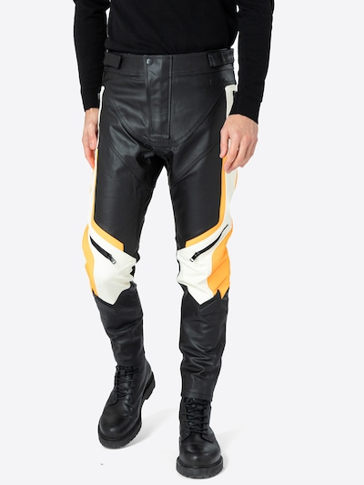 DIESEL Kalhoty 'ASTARS' - žlutá / černá / bílá, Model/ka