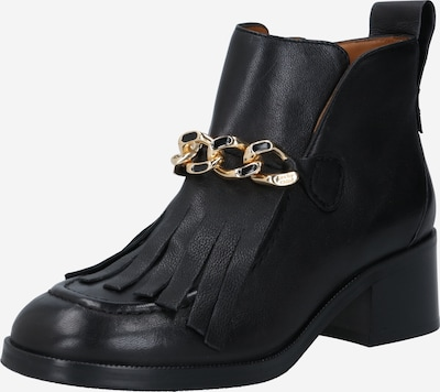 See by Chloé Bootie 'Mahe' in Gold / Black, Item view