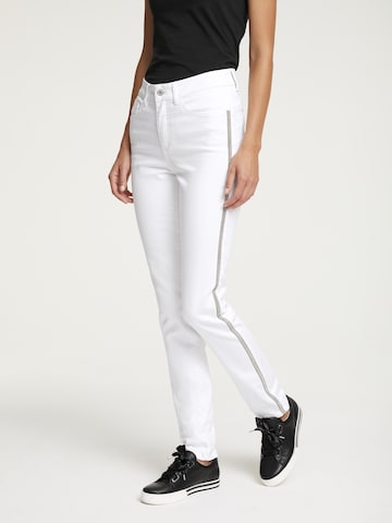 heine Jeans in Wit