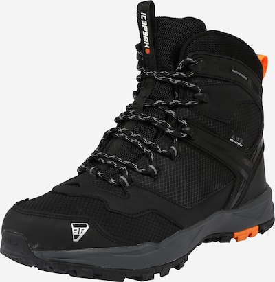 ICEPEAK Botas 'ALAGON' en negro, Vista del producto