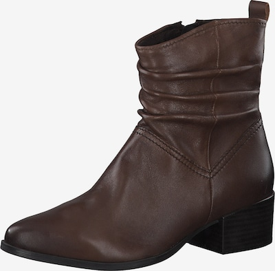 MARCO TOZZI Botines en marrón oscuro, Vista del producto