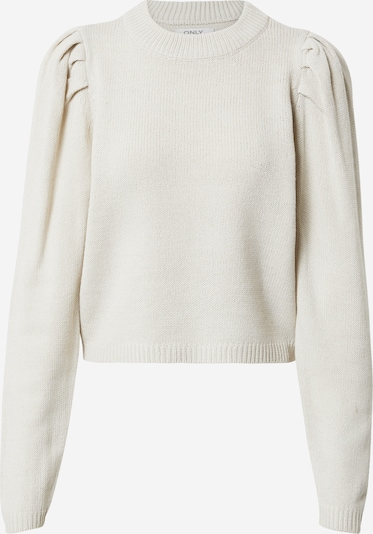 ONLY Pullover 'Nicoya' in creme, Produktansicht