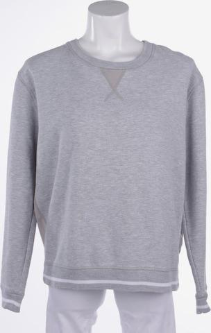 Tommy Jeans Sweatshirt & Zip-Up Hoodie in M in Grey