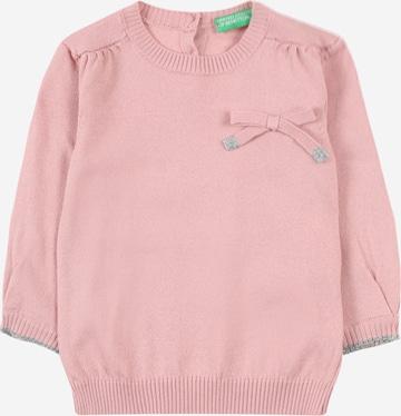 Pullover di UNITED COLORS OF BENETTON in rosa