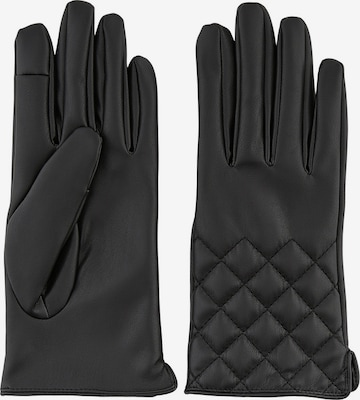 PIECES Fingerhandschuhe 'Ripla' in Schwarz
