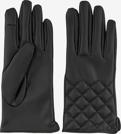 PIECES Full Finger Gloves 'Ripla' in Black, Item view