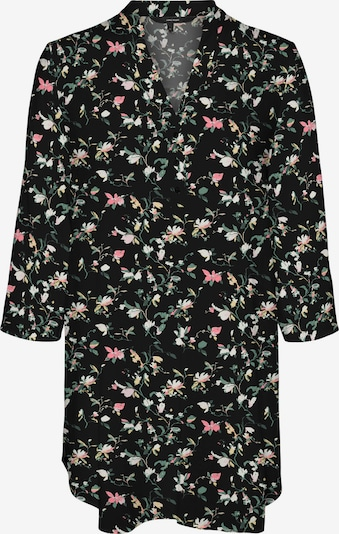 VERO MODA Tunic 'Simply Easy' in Yellow / Mint / Pink / Black / White, Item view