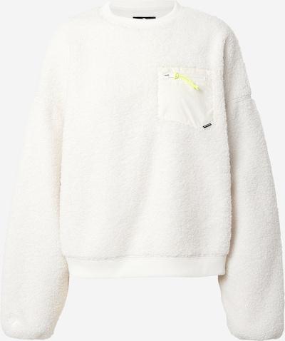 CONVERSE Sweatshirt 'SHERPA' in de kleur Offwhite, Productweergave