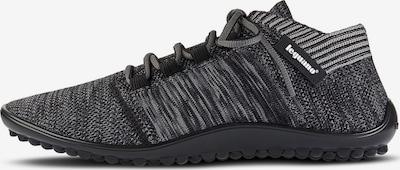 Leguano Sneaker in graumeliert / schwarzmeliert, Produktansicht