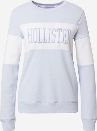 HOLLISTER Sweat-shirt 'DTC M4M SECONDARY TECH CORE LOGO PO 4CC' en bleu, Vue avec produit
