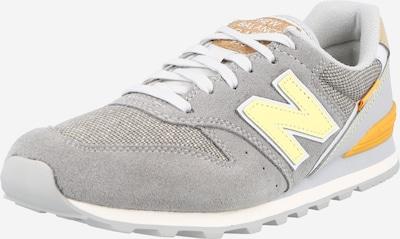 new balance Sneakers laag '996' in de kleur Pasteelgeel / Grijs / Lichtgrijs, Productweergave