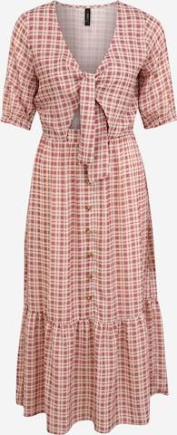 raudona Y.A.S Tall Palaidinės tipo suknelė 'CELINA'