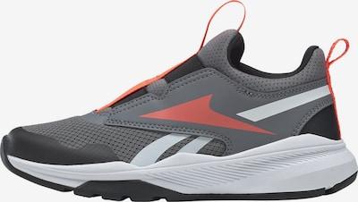 REEBOK Sportschuh 'Sprinter' in dunkelgrau / lachs / weiß, Produktansicht