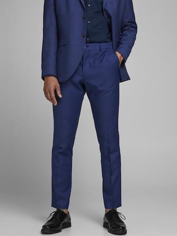 JACK & JONES Anzughose 'JPRSOLARIS' in Blau