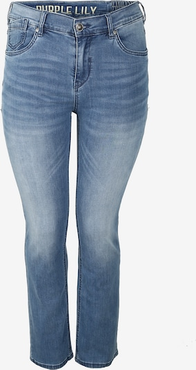 Purple Lily Jeans 'Rose A083' in blau, Produktansicht