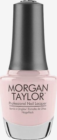 Morgan Taylor Nail Polish in Pink