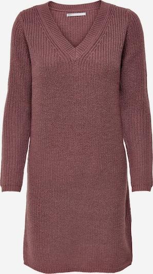 ONLY Pletena haljina 'Melton' u rosé, Pregled proizvoda