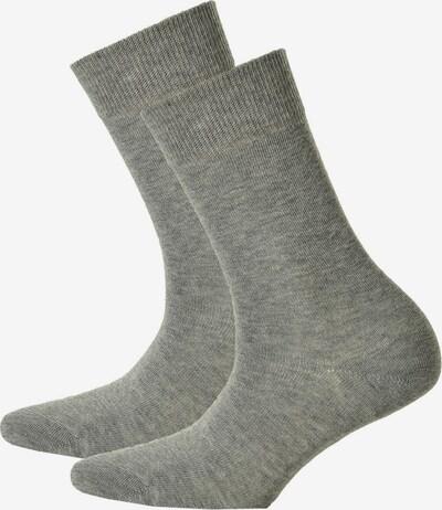 Hudson Socken in graumeliert, Produktansicht