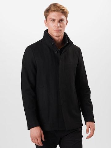 Matinique Преходно палто 'Harvey' в черно