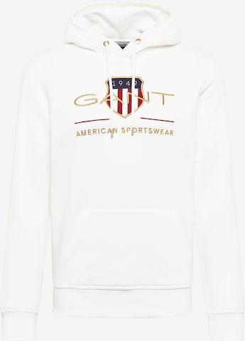 GANT Sweatshirt in White