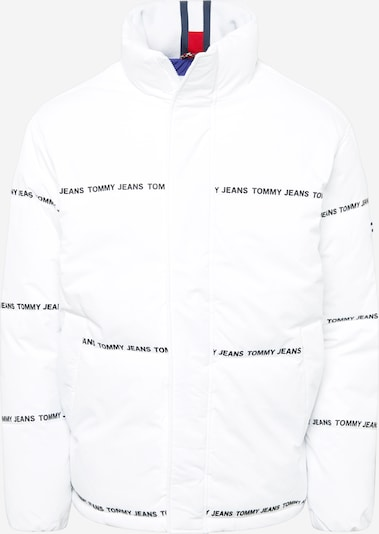 Geacă de primăvară-toamnă Tommy Jeans pe albastru închis / alb, Vizualizare produs