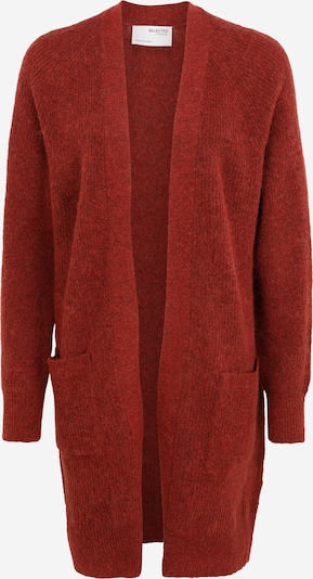 Selected Femme Tall Knit Cardigan 'Lulu' in Red, Item view