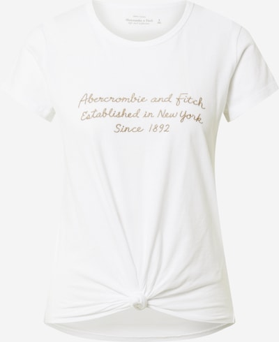 Abercrombie & Fitch Shirt in Beige / White, Item view