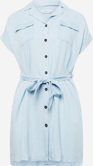 Rochie tip bluză Studio Untold pe albastru deschis, Vizualizare produs