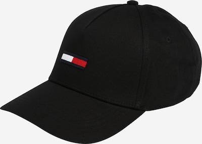 Tommy Jeans Kšiltovka - tmavě modrá / ohnivá červená / černá / bílá, Produkt