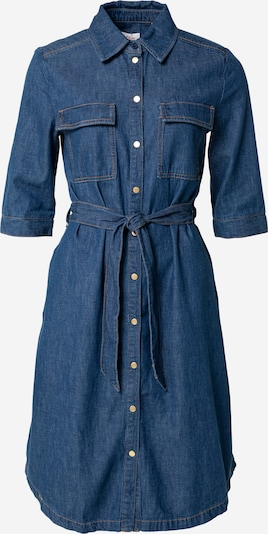 Rochie tip bluză s.Oliver pe albastru denim, Vizualizare produs