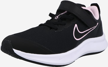 NIKE Sports shoe 'Star Runner 3' in Black