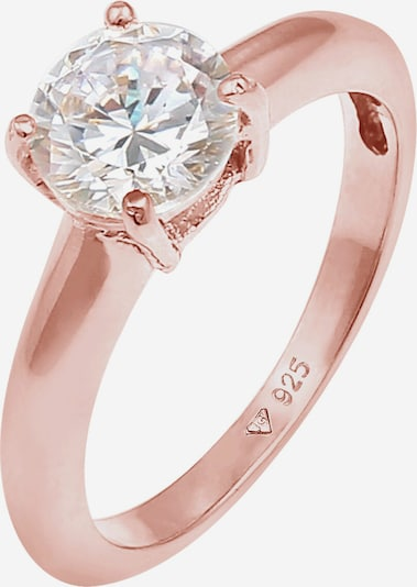 ELLI Ring in de kleur Rose-goud, Productweergave