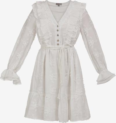 myMo NOW Sommerkleid in weiß, Produktansicht