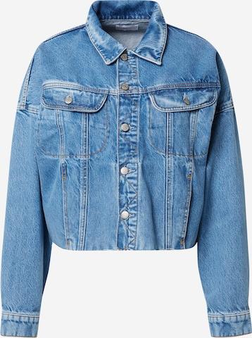 Boyish Jacke in Blau