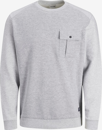 JACK & JONES Sweatshirt in grau, Produktansicht