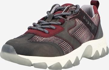 bugatti Sneakers 'Yuki' in Grey