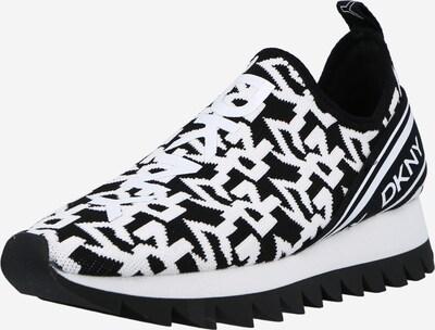 DKNY Slip on 'ABBI' en noir / blanc, Vue avec produit