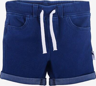 Stummer Hose in blau / weiß, Produktansicht