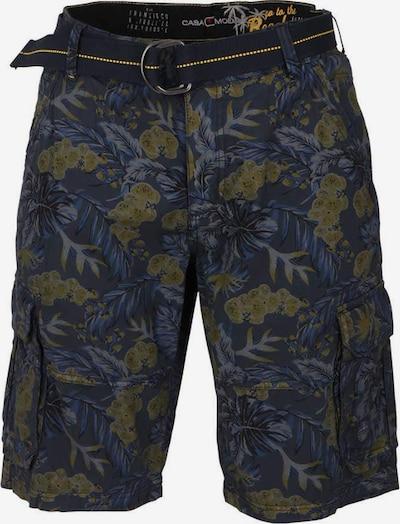 Venti Shorts in blau, Produktansicht