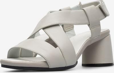 CAMPER Sandale 'Upright' in grau, Produktansicht